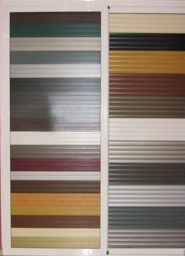 persianas metalmasa On persianas de fachada simulador de color