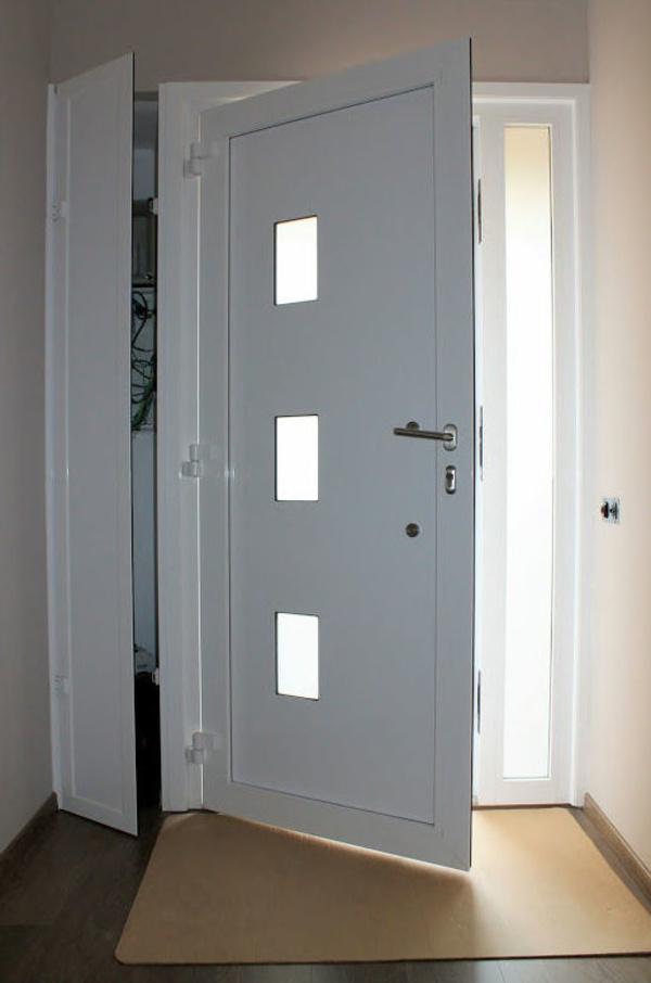 Puertas metalmasa - Puerta balconera aluminio ...