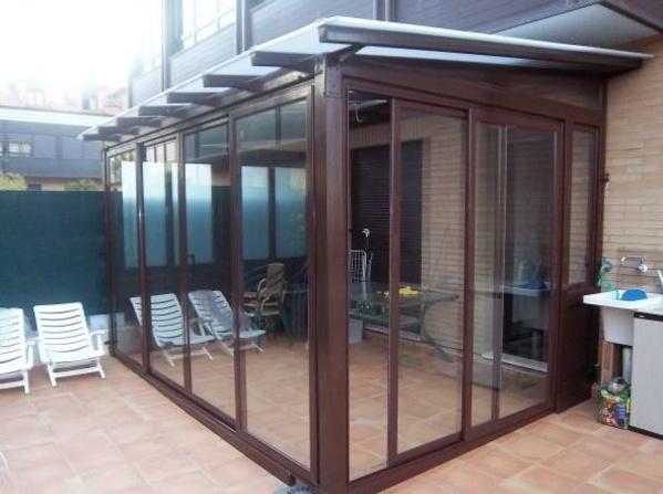 Cierres de galer a metalmasa for Cerramiento aluminio terraza