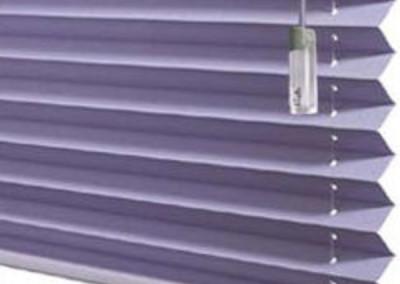 cortina plisada